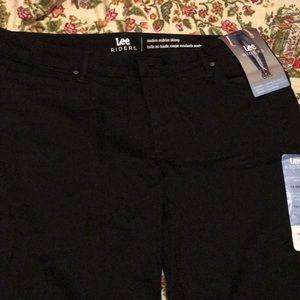 Lee Modern Mid-Rise Skinny Jeans